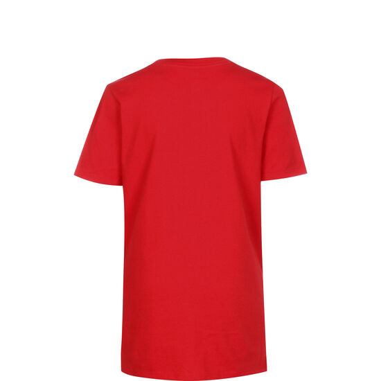 NBA Practice Atlanta Hawks T-Shirt Kinder, rot, zoom bei OUTFITTER Online