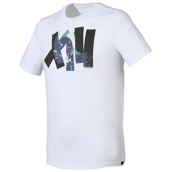AJ 13 Legacy Express T-Shirt Kinder, weiß / dunkelblau, zoom bei OUTFITTER Online