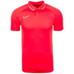 Academy 19 Poloshirt Herren, rot / weiß, zoom bei OUTFITTER Online