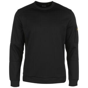 Pocket Sweatshirt Herren, schwarz, zoom bei OUTFITTER Online