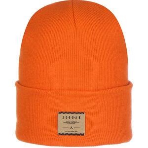 Jordan Cuffed Utility Beanie, orange, zoom bei OUTFITTER Online