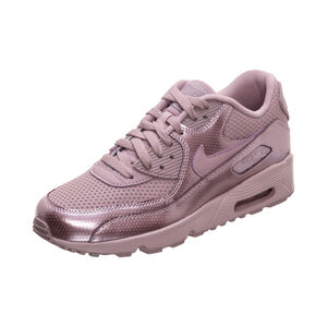 Air Max 90 SE Leather Sneaker Kinder, Pink, zoom bei OUTFITTER Online