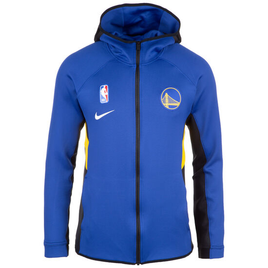 NBA Golden State Warriors Therma Flex Kapuzenjacke Herren, blau / schwarz, zoom bei OUTFITTER Online