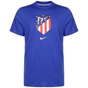 Atletico Madrid Evergreen Crest T-Shirt Herren, blau, zoom bei OUTFITTER Online