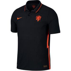 Niederlande Trikot Away Vapor Match EM 2021 Herren, schwarz / orange, zoom bei OUTFITTER Online