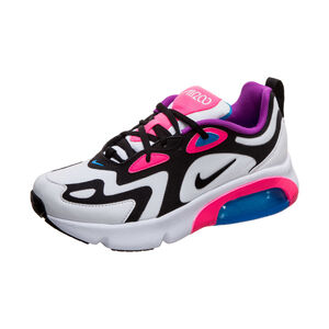 Air Max 200 Sneaker Kinder, weiß / pink, zoom bei OUTFITTER Online