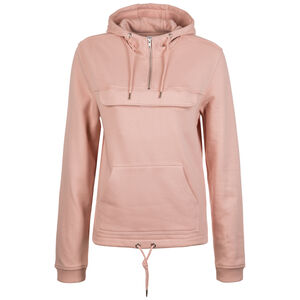 Sweat Pull Over Kapuzenpullover Damen, rosa, zoom bei OUTFITTER Online