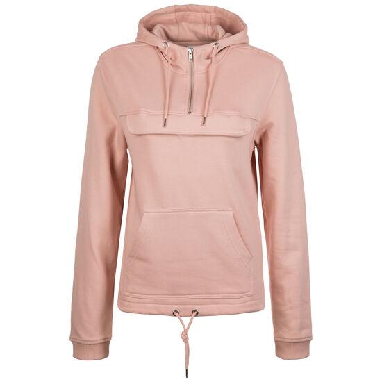 Sweat Pull Over Kapuzenpullover Damen, rosa, zoom bei OUTFITTER Online