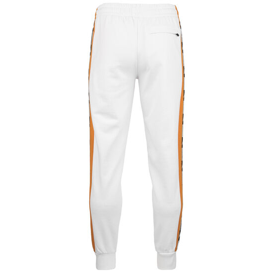 Authentic La Ciovan Jogginghose Herren, weiß / orange, zoom bei OUTFITTER Online