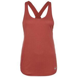 Breathe Cool Lauftank Damen, rot / silber, zoom bei OUTFITTER Online