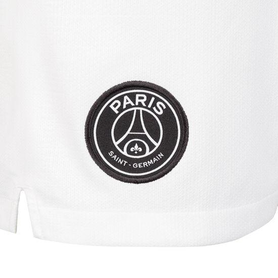Paris St.-Germain Breathe Stadium Short 3rd 2018/2019 Herren, weiß / schwarz, zoom bei OUTFITTER Online