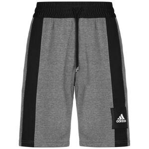 Cross-Up 365 Basketballshort Herren, weiß / schwarz, zoom bei OUTFITTER Online