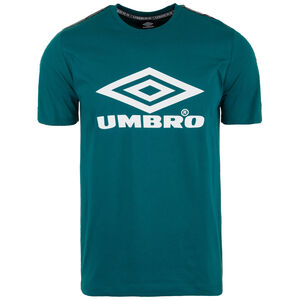 Foundry Taped T-Shirt Herren, türkis / weiß, zoom bei OUTFITTER Online