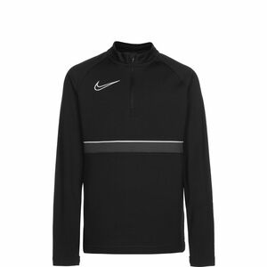 Academy 21 Dry Drill Longsleeve Kinder, schwarz / anthrazit, zoom bei OUTFITTER Online