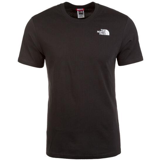 Red Box T-Shirt Herren, schwarz / rot, zoom bei OUTFITTER Online