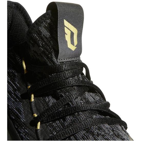 Dame D.O.L.L.A. Basketballschuhe Herren, schwarz / dunkelgrau, zoom bei OUTFITTER Online