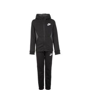 Sportswear Trainingsanzug Kinder, schwarz / grau, zoom bei OUTFITTER Online