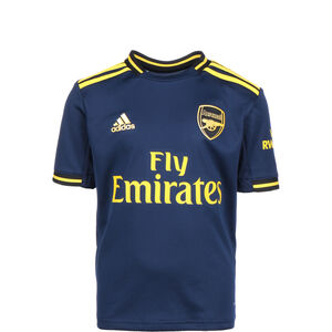 FC Arsenal Ausweichtrikot Kinder, dunkelblau / dunkelgelb, zoom bei OUTFITTER Online