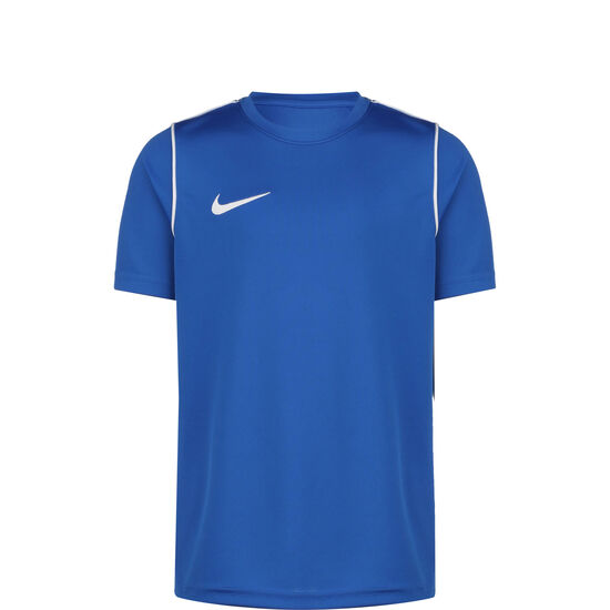 Park 20 Trainingsshirt Kinder, blau / weiß, zoom bei OUTFITTER Online