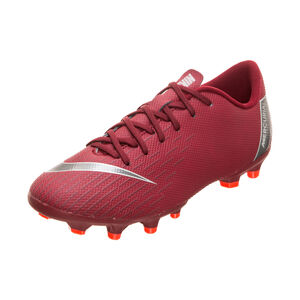 Mercurial Vapor XII Academy MG Fußballschuh Kinder, Rot, zoom bei OUTFITTER Online