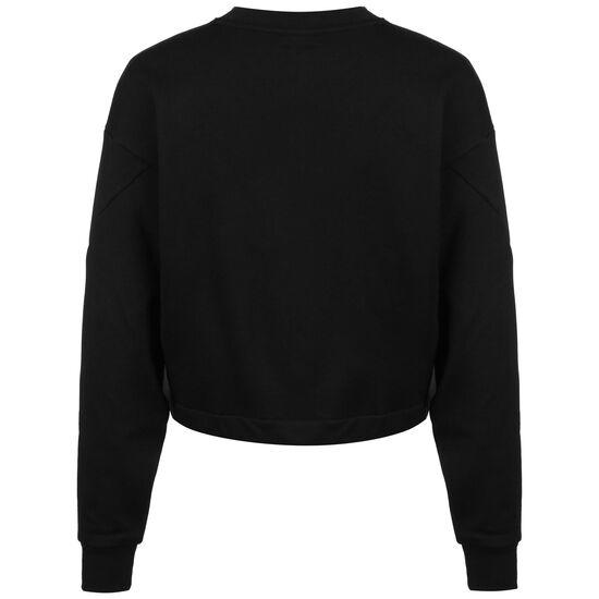 Rebel Crew Sweatshirt Damen, schwarz / weiß, zoom bei OUTFITTER Online