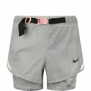 Dri-FIT Tempo Laufshorts Kinder, hellgrau / rosa, zoom bei OUTFITTER Online
