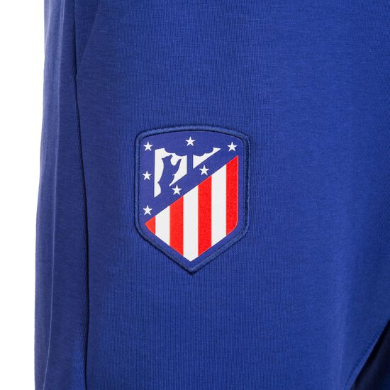 Atletico Madrid Tech Fleece Trainingshose Herren, blau / rot, zoom bei OUTFITTER Online