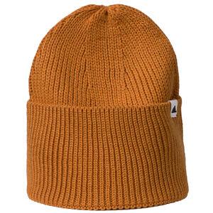 Merino Wollmütze, orange / weiß, zoom bei OUTFITTER Online