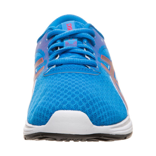 PATRIOT 11 GS Laufschuh Kinder, blau / rot, zoom bei OUTFITTER Online