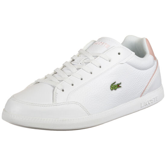 Graduate Sneaker Damen, weiß / altrosa, zoom bei OUTFITTER Online