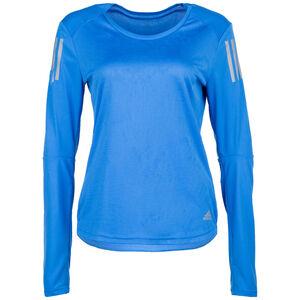 Own the Run Lauflongsleeve Damen, blau, zoom bei OUTFITTER Online