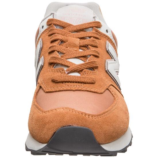 WL574-B Sneaker Damen, hellbraun / weiß, zoom bei OUTFITTER Online