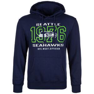 NFL Seattle Seahawks Graphic Kapuzenpullover Herren, Blau, zoom bei OUTFITTER Online