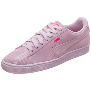 Suede Classic Street Sneaker Damen, Lila, zoom bei OUTFITTER Online