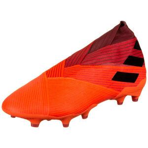 Nemeziz 19+ FG Fußballschuh Herren, orange / rot, zoom bei OUTFITTER Online