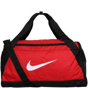 Brasilia Duffel Sporttasche Small, rot / schwarz, zoom bei OUTFITTER Online