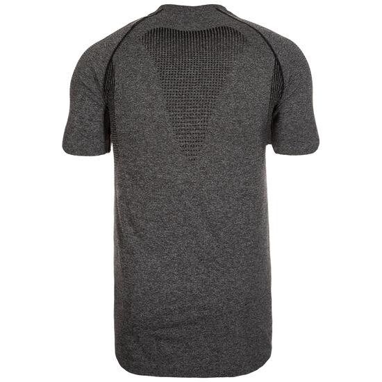 evoKNIT Basic Trainingsshirt Herren, dunkelgrau, zoom bei OUTFITTER Online