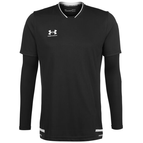 Accelerate Premier Trainingsshirt Herren, schwarz / hellgrau, zoom bei OUTFITTER Online