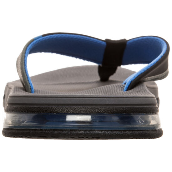 Fanning Low Zehentrenner Herren, grau / blau, zoom bei OUTFITTER Online