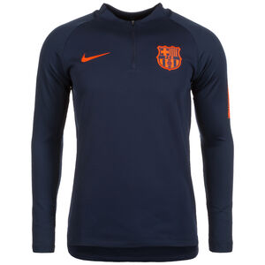 FC Barcelona Dry Squad Drill Trainingsshirt Herren, Blau, zoom bei OUTFITTER Online