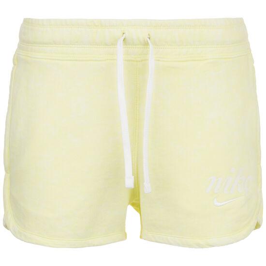 Sportswear Short Damen, hellgrün / weiß, zoom bei OUTFITTER Online