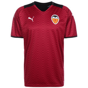 FC Valencia Trikot Away 2021/2022 Herren, rot / schwarz, zoom bei OUTFITTER Online