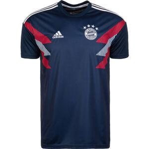 FC Bayern München Pre-Match T-Shirt Herren, Blau, zoom bei OUTFITTER Online