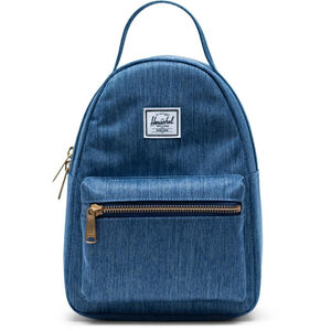 Nova Mini Rucksack, blau, zoom bei OUTFITTER Online