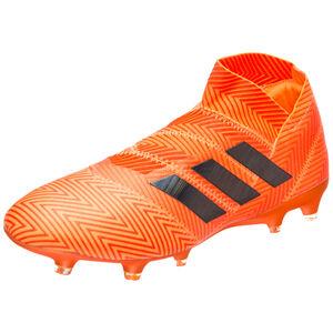 Nemeziz 18+ FG Fußballschuh Herren, Orange, zoom bei OUTFITTER Online