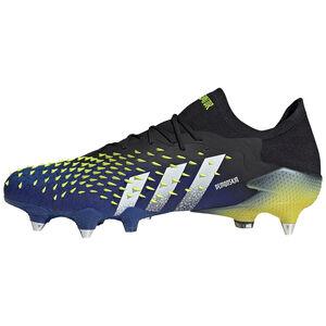 Predator Freak .1 L SG Fußballschuh Herren, schwarz / blau, zoom bei OUTFITTER Online