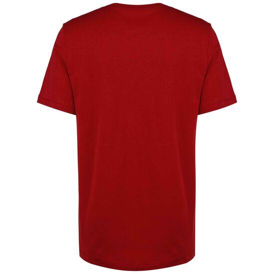 Galatasaray Istanbul Evergreen Crest T-Shirt Herren, rot / weiß, zoom bei OUTFITTER Online