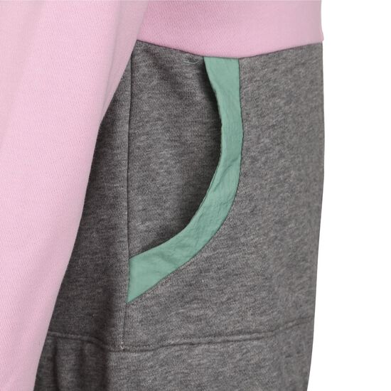 Air Kapuzensweatjacke Kinder, altrosa / rosa, zoom bei OUTFITTER Online