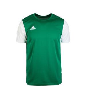 Estro 19 Fußballtrikot Kinder, grün / weiß, zoom bei OUTFITTER Online