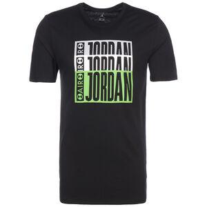 Legacy AJ 3 Tinker T-Shirt Herren, schwarz / hellgrün, zoom bei OUTFITTER Online